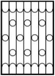 Решетка сварная №61