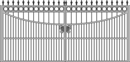 Секционные ворота и автоматика для них