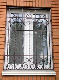 Решетки на окна ангарск