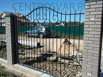 Стоимость автоматики откатных ворот