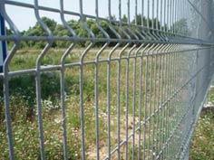 Сварные секционные ограждения с покрытием горячее цинкование по ГОСТ 9.307-89